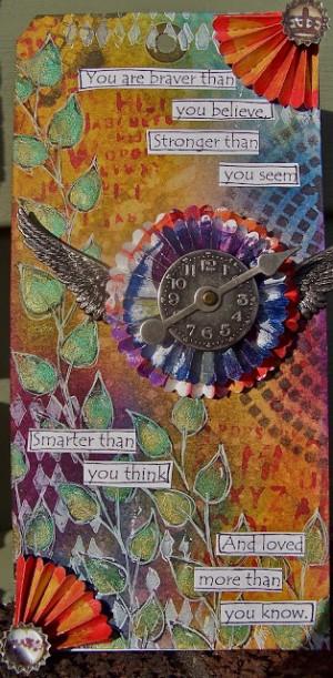 ten thirty-six arts and crafts ... ellen vargo: I Challenge Thee.... A ...