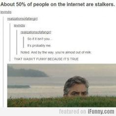 Stalker Funny