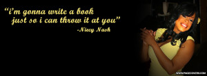 Niecy Nash Write A Book Quote Cover