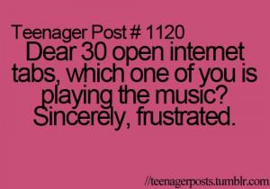 ... , haha, music, quote, smth, teenage posts, teenager posts, true fact