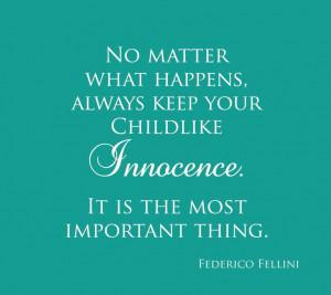 No matter what happens...