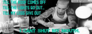 Eminem - Till I collapse Profile Facebook Covers