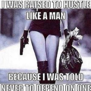 Instagram photo by richlifeceoterence - I love a female Hustla