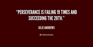 Perseverance quotes - brainyquote, Perseverance quotes brainyquote ...