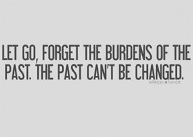 Past Quotes & Sayings
