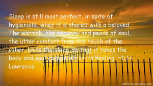 Top Quotes About Comfort And Healing