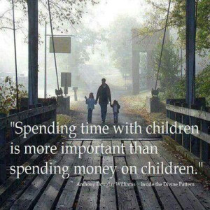 Time is valuable