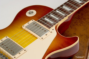 GIBSON Custom Shop Lightly Aged 1958 Les Paul Iced Tea CQ 82747
