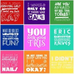 Divergent Quotes, Books Books, Veronica Roth, Tobias And Tris Quotes ...