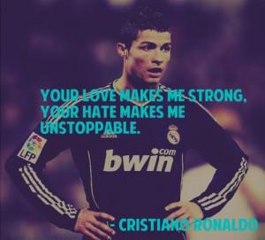 quote about cristiano ronaldo cristiano ronaldo quotes tumblr ...