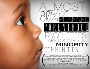Planned Parenthood founded on Racism