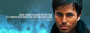 Not In Love song sung by Enrique along with Kelis. Get complete lyrics ...
