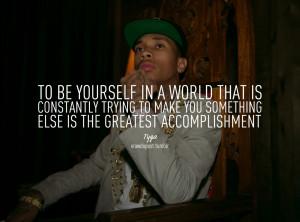 Tyga Quotes Tumblr Picture