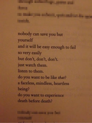Bukowski ...love