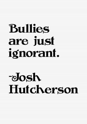 josh hutcherson quotes and sayings
