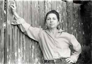 gloria anzaldúa chicana feminist writer lover spirit