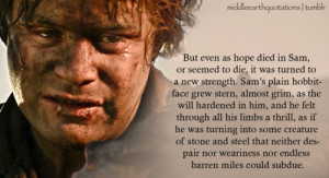 Lord Of The Rings Return Of The King Quotes Sam