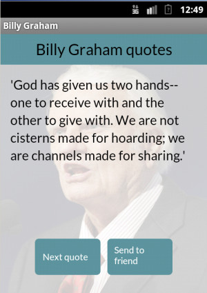billy graham quotes this is the best collection over 450 billy graham ...