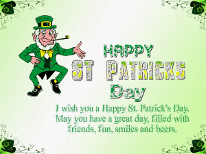 Happy Patrick Day Pictures And Quotes With Best Wishes