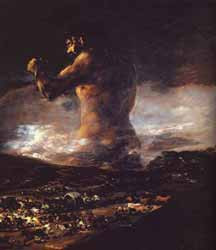 ... it, she is the mother of the arts and the origin of marvels. ( Goya