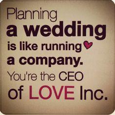 Love this quote! #wedding #weddingseasoniseveryseason More