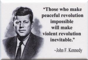 FM045 - John F. Kennedy Quote