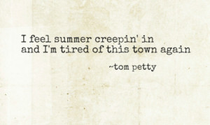 Tom Petty #Mary Janes Last Dance #Song Lyrics