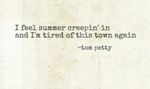Tom Petty #Mary Janes Last Dance #Song Lyrics