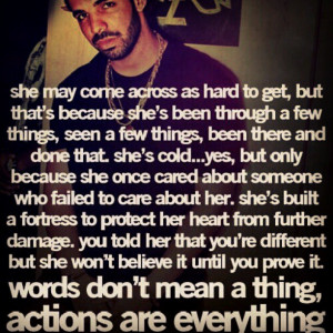 Love his quotes. #drake #quotes #love