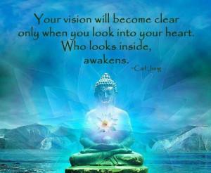 Inner love = inner peace #Buddha quote.