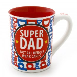 ... Father's Day Gifts | Tags: father's day mug , greatest dad mug , super