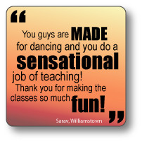 Learning to dance with humor is the best way to learn and remember ...
