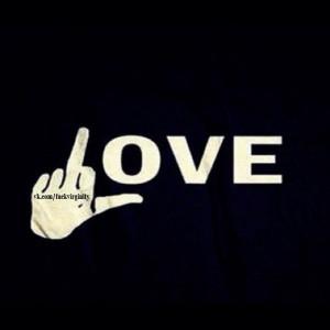Любовь иногда приходит с факом