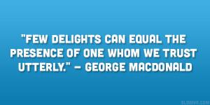 george macdonald quote 31 Relevant Bad Relationship Quotes