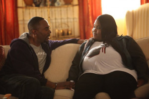 Still of Raven Goodwin and Richard Brooks in Being Mary Jane (2013)