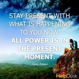 Quotes Eckhart Tolle Present