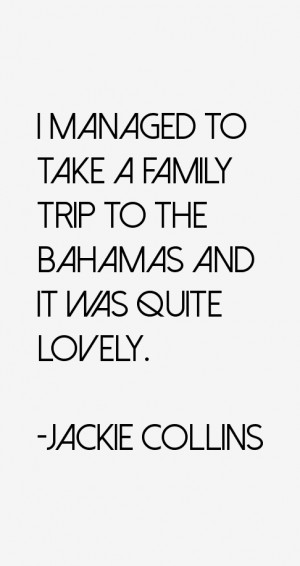 View All Jackie Collins Quotes