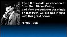 Nikola Tesla More
