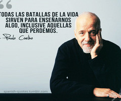 Paulo Coelho In Spanish: Collections That Include Spanish Quotes Paulo ...
