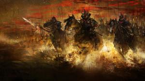 Alpha Coders Wallpaper Abyss Fantasy Samurai 147388