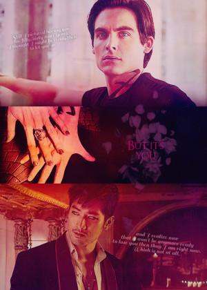 Mortal Instruments Alec & Magnus