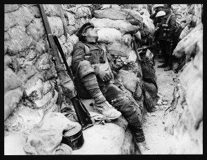 This is one of my favourite photographs from World War One. I find it ...
