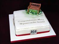 cake idea's for judges retirement   spanish retirement retirement from ...