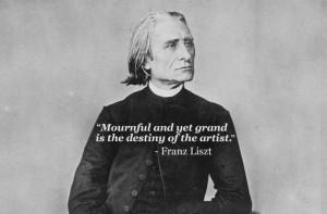 Franz Liszt | 22 inspiring composer quotes - Classic FM