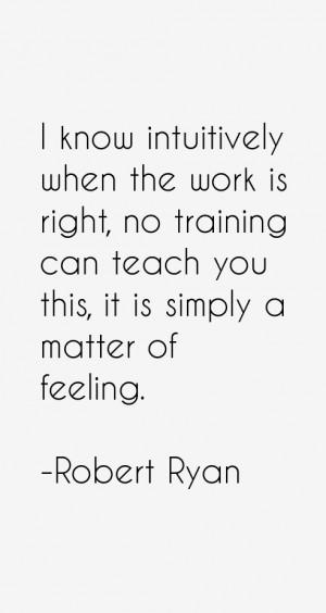 Robert Ryan Quotes & Sayings