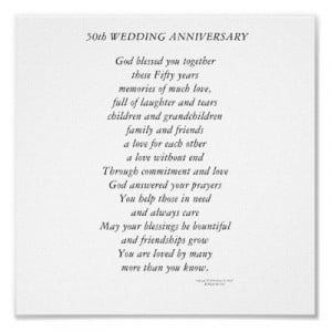 50Th Anniversary Quote, 50Th Wedding Anniversary, Anniversaries Ideas ...