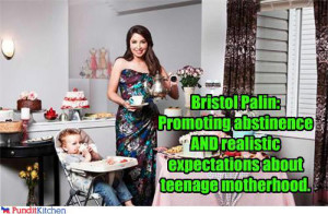 Bristol Palin Abstinence