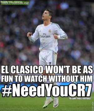 CR7 Funny Facts