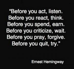 Quote of the Week & Happy Weekend!