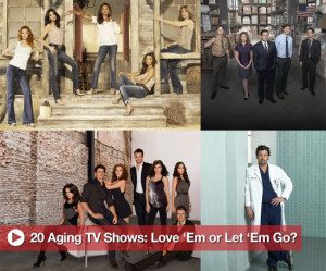 Poll On Long-Running TV Shows, Including 30 Rock, Bones, House, Grey's ...